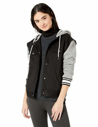 Volcom Junior's Women's Sea Enemy Hooded Jacket