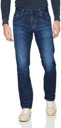 AG Jeans Men's The Matchbox Slim Straight Leg LED Denim