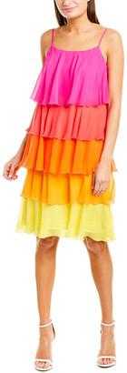 Trina Turk Sunshine Silk Tank Dress