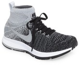 Nike Boy's Pegasus All Out Flyknit Running Shoe