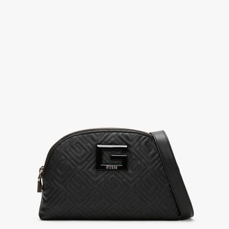 GUESS Janay Back Quilted Cross-Body Bag