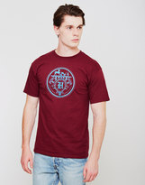 The Hundreds Carriage T-Shirt Burgundy