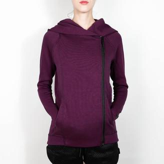 Nike Mulberry Tech Fleece Jacket - s | mulberry - Mulberry