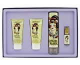 Ed Hardy Love and Luck 4 Piece Set For Women by