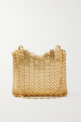 Paco Rabanne Animations 1969 Chainmail Shoulder Bag - Gold