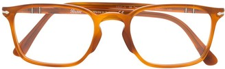 Persol Rectangle Frame Glasses