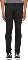 Dolce & Gabbana Black Super Slim Jeans