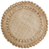 "Juliska 15"" Isadora Place Mat - Gold"