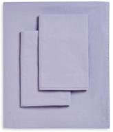 Stone Wash Percale Sheet Set