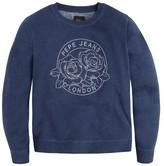Pepe Jeans Regular Cotton Mix Sweatshirt