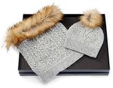 Ralph Lauren Funnel Scarf & Beanie Gift Set