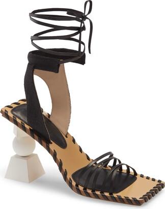 Jacquemus Les Sandales Valerie Hautes Sandal