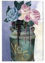 Oliver Gal No. 5 Jar Canvas Wall Art