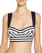Kate Spade Nahant Shore Underwire Bikini Top
