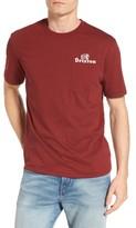 Brixton Men's Tanka Pocket Graphic T-Shirt