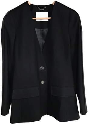Porsche Design Black Wool Jacket for Women