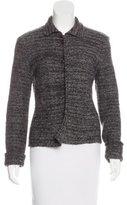 Piazza Sempione Wool-Blend Knit Jacket