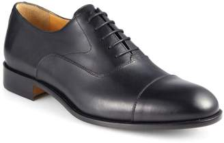 Saks Fifth Avenue Tyler Leather Cap Toe Oxfords