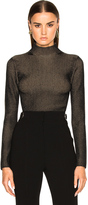 Proenza Schouler Plaited Rib Underpinnings Turtleneck