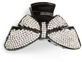 Tasha Crystal Bow Jaw Clip