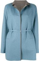 Loro Piana oversized belted coat