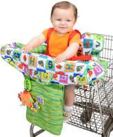 Nuby Eric Carle Alphabet Shopping Cart Cover