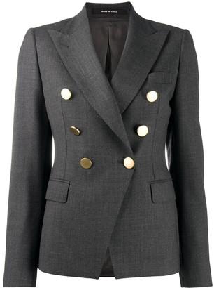 Tagliatore Tailored Double Breasted Blazer
