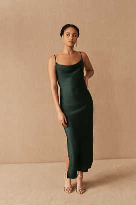 BHLDN Cali Dress By in Green Size 2