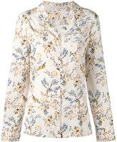 Stella McCartney floral-print pyjama set - women - Silk/Spandex/Elastane - S