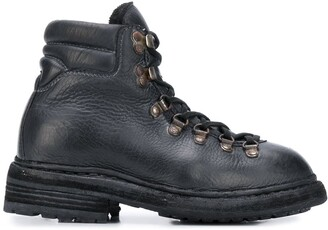 Guidi Mountain Ankle Boots