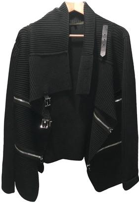 Barbara Bui Black Wool Jacket for Women