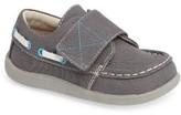 See Kai Run Toddler Boy's 'Milton' Boat Shoe