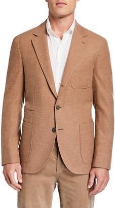 Brunello Cucinelli Men's Wool/Cashmere Blazer