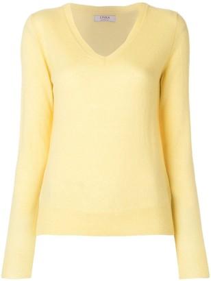 Liska classic V-neck jumper