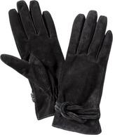 Merona Suede Love Knot Glove - Black