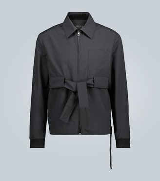 Craig Green Belted utility bomber jacket