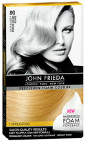 John Frieda Precision Foam Colour 8G Sheer Blonde Medium Golden Blonde