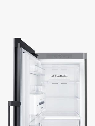 Samsung Bespoke RZ32A74A548 Freestanding Freezer, Satin Sky Blue