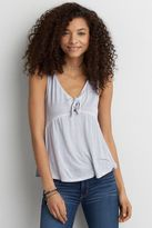 American Eagle Outfitters AE Soft & Sexy Babydoll Tank