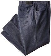 Perry Ellis Men's Big-Tall Dark Rinse 5 Pocket Jean