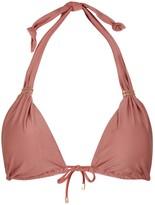Vix Paula Hermanny V I X Paula Hermanny Bia Pink Bikini Top