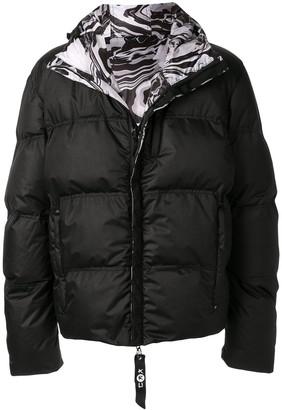 Kru Reversible Hooded Down Jacket