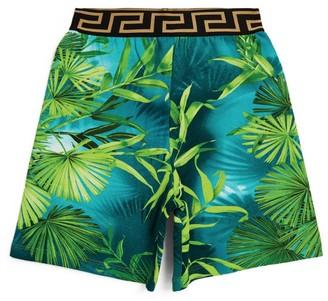 Versace Jungle Print Shorts (4-14 Years)
