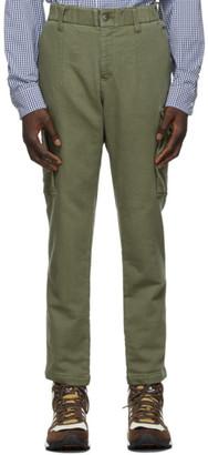 adidas x Human Made Khaki HM 5P Cargo Pants