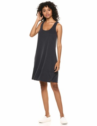 Splendid Women's Scoop Neck Sleeveless Shift Tank Dress