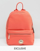 Versace Coral Backpack
