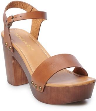 Madden-Girl Lifft Women's Platform High Heel Sandals