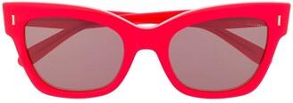 Mulberry Kate Acetate Sunglasses