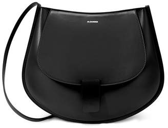 Jil Sander Crescent crossbody bag