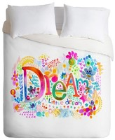DENY Designs Stephanie Corfee Dream A Little Duvet Cover
